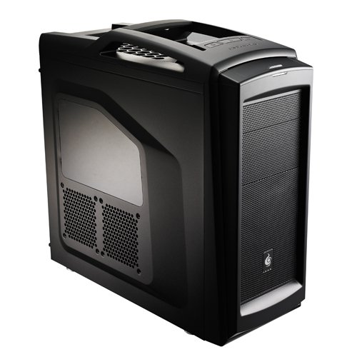Cooler Master Storm Scout 2 Gaming Mid Tower Computer Case with Carrying Handle SGC-2100-KWN3 Black (Cooler Master Window Side Panel)