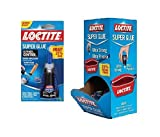 Henkel-Loctite 1363589 24 Pack 4gr+1gr Super Glue Ultra Gel Control 25% Extra by Loctite