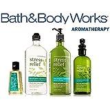 Bath & Body Works Aromatherapy Eucalyptus & Spearmint Body Lotion 6.5 oz, Body Wash Foam Bath 10 oz, Pillow Mist 5.3 oz…