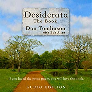 Desiderata: The Book Audiobook