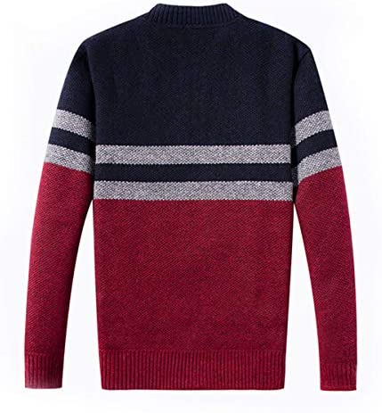 カーディガン メンズ セーター ニット ジャケット 春秋 長袖 カジュアル カットソー 厚手 冬 大きいサイズ M-3XL 通勤 通学