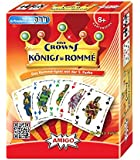 Amigo 01662Five Crowns Rummy Game [German Language]