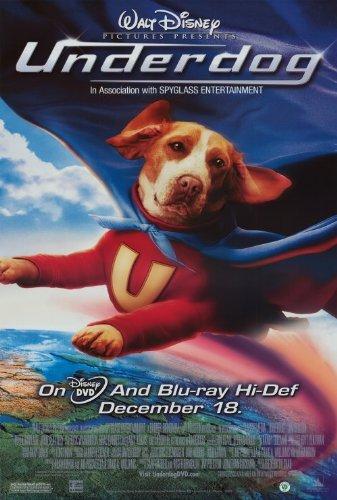 Underdog Poster - Underdog POSTER Movie (27 x 40 Inches - 69cm x 102cm) (2007) (Style B)