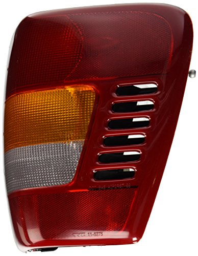 TYC 11-5275-00-1 Jeep Grand Cherokee Right Replacement Tail Lamp ()