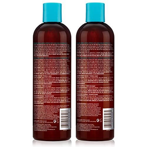 Hask Argan Oil shampoo & conditioner set 12 oz each