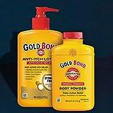 Gold Bond Medicated Body Powder Original Strength 4