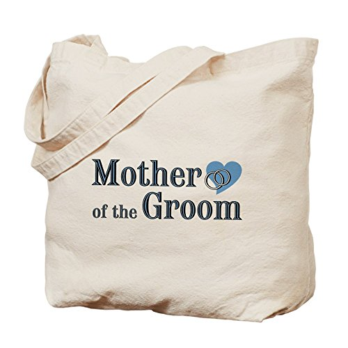 CafePress–madre de novio II–Gamuza de bolsa de lona bolsa, bolsa de la compra