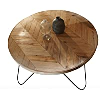 Flecha Round Coffee Table