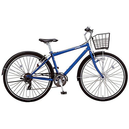 ミヤタ(MIYATA) クロスバイク SJクロス BSH42L8 (AB34) マットネイビー B077NVF1PT