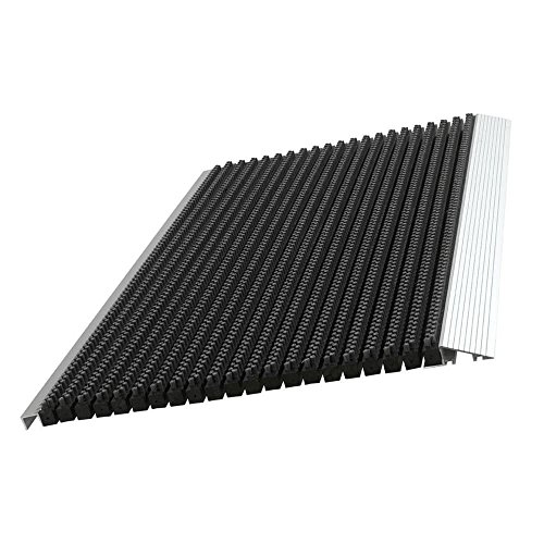Mats World's Best Outdoor Mat, Black