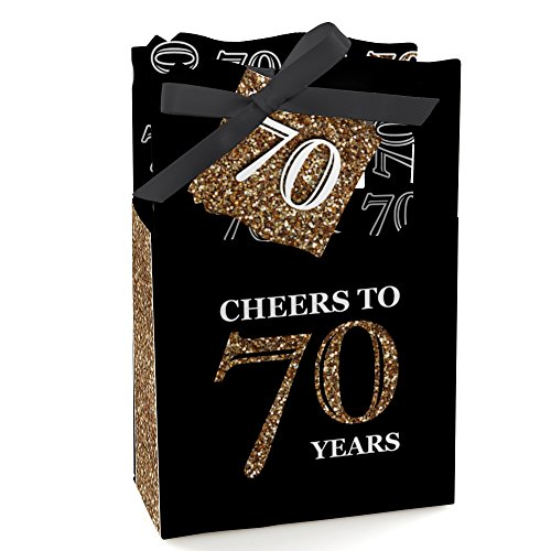 Adult 70th Birthday Party Favor