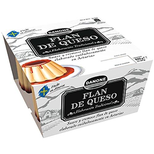 Danone Depostre - Flan De Queso, Pack 4 x 100 g: Amazon.es: Alimentación y bebidas