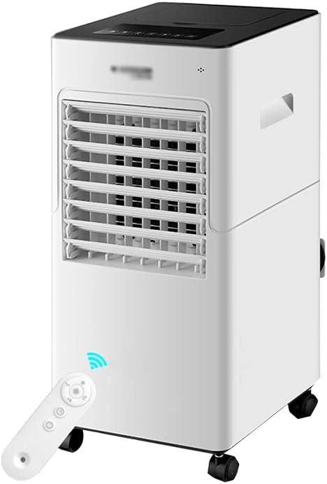 XSJZ Ventilador de Aire Acondicionado Móvil, Refrigeración Más ...