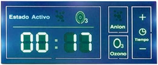 OZONOPLÚS VIDA 10. Generador de OZONO y ANIONES y purificador de ...