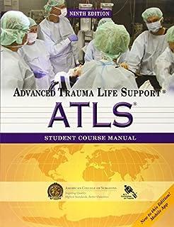 atls student course manual advanced trauma life support rh amazon com atls manual 10th edition pdf atls manual 9th edition free download