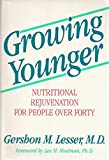 img - for Growing Younger by Gershon M. Lesser (1987-12-01) book / textbook / text book