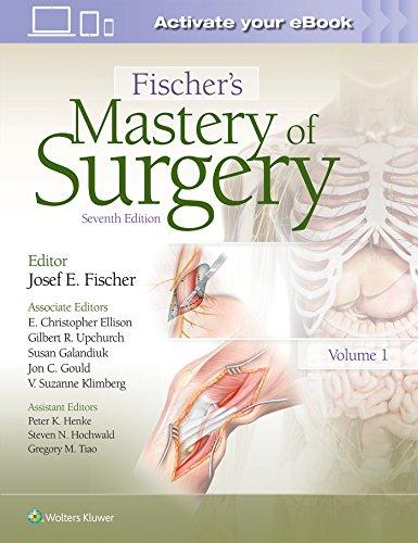 Fischer's Mastery of Surgery - http://medicalbooks.filipinodoctors.org