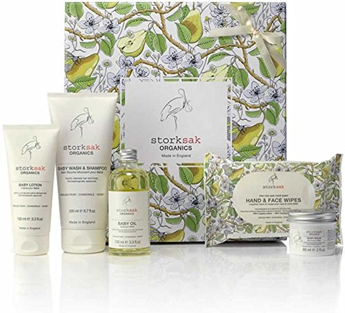 Storksak Organics Baby Spa Gift Set 1gift set