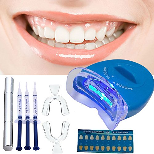 Teeth Whitening Kit - Includes Toullfly® Whitener Pen – 3...