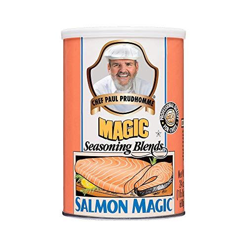 Magic Seasoning Blends Salmon Magic Seasoning Blend, 24-Ounce Canister (Pack of 4) ()