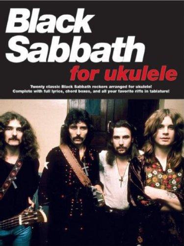 Download Black Sabbath for Ukulele pdf