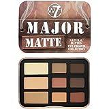 W7 Major Matte Natural Mattes 9 Eye Colour Palette
