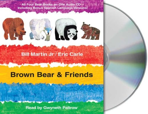 Brown Bear & Friends CD by Macmillan Young Listeners