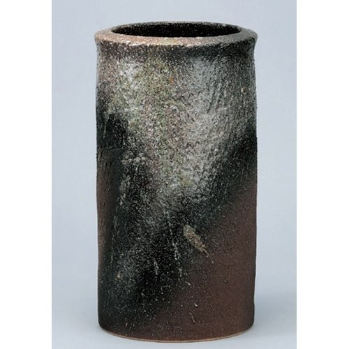 Umbrella Stand utw766-11-914 [9.5 x 16.8 inch] Japanece ceramic Mikage sink Kasa-ri Tsu tableware (Ceramic Umbrella Stands)