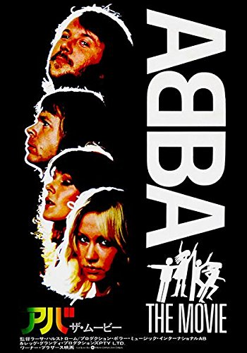 ABBA The Movie - 1977 - Movie Poster for sale  Delivered anywhere in USA