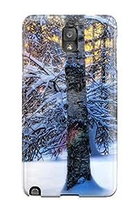 Cute Tpu HarryMan Winter Case Cover For Galaxy Note 3