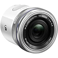 Olympus Air A01 White Body with Silver 14-42mm EZ Lens Review Review Image