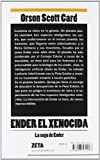 Ender el xenocida/ Xenocide (Saga de Ender) (Spanish Edition)