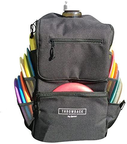 Throwback All Day Pack - Disc Max 67% OFF Oversize Max 67% OFF Backpack Golf Cooler with