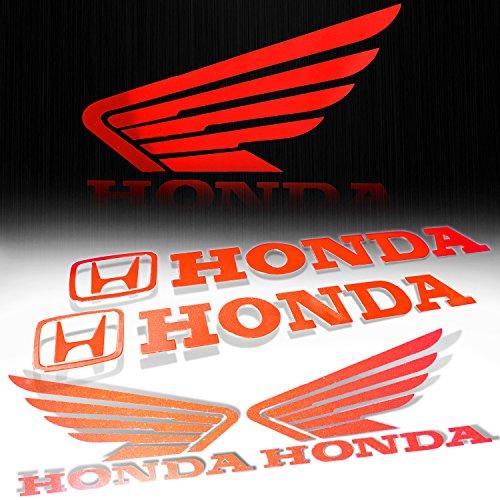 honda civic 2007 sticker - 6