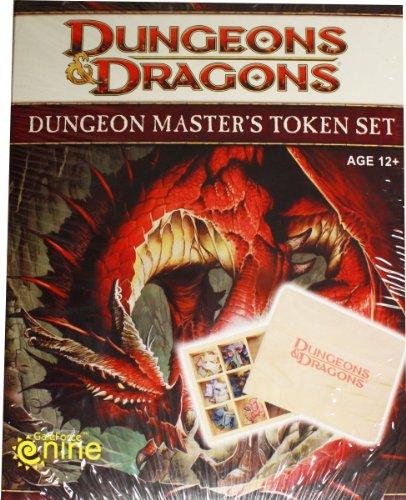 Dungeons and Dragons 4E Dungeon Masters Token (Status Token Set)