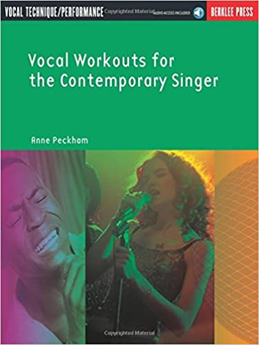 Vocal Workouts for the Contemporary Singer (Berklee Press)