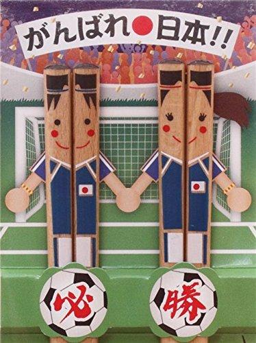 Lindos palillos pareja novios boda camiseta fútbol japonés Happy Couple de Japón