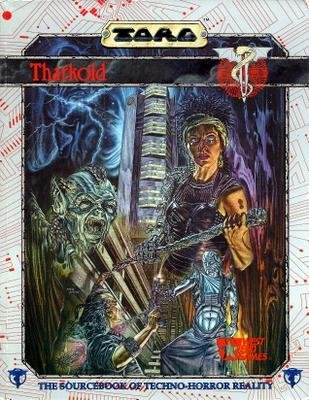 Tharkold (Torg, The Sourcebook of Techno-Horror Reality) Hume Paul
