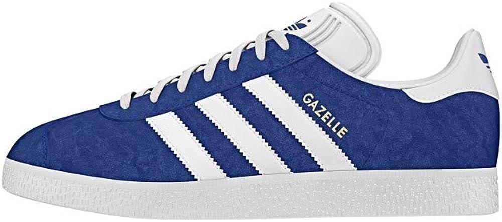 Adidas Herren Gazelle Sneaker Blau Collegiate Royal White Gold Met