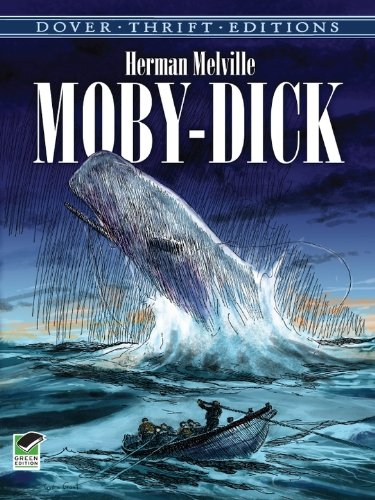 Moby Dick Thrift Editions Herman Melville ebook