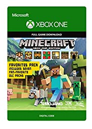 Minecraft: Xbox One Edition Favorites Pack - Xbox One Digital Code