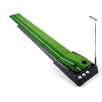 HNAKET Juego de colchonetas de práctica de Golf Putting Mat ...