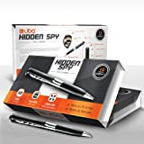 Hidden Spy Pen HD Camera & 720p Video Camera Recorder DVR - Record in 1280x720 HD Video Resolution - Free 8GB SD Card Included - 100% NO Questions, NO Hassle Money Back/Replacement Guarantee for 90 Days!
