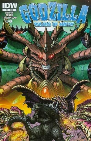 Godzilla Rulers of Earth #20 (Regular Cover) pdf epub