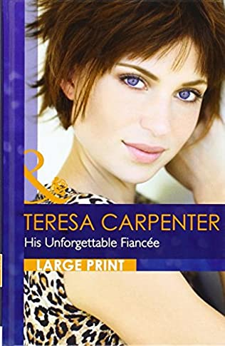 book cover of His Unforgettable Fiancee