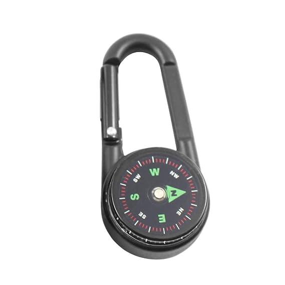 decaden Compass Llavero Escalada Multifuncional Equipo de ...