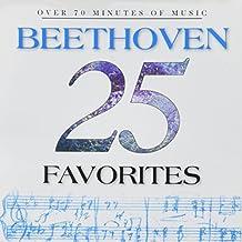 25 Beethoven Favorites