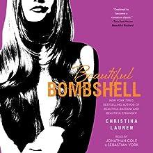 Beautiful Bombshell Audiobook by Christina Lauren Narrated by Jonathan Cole, Sebastian York
