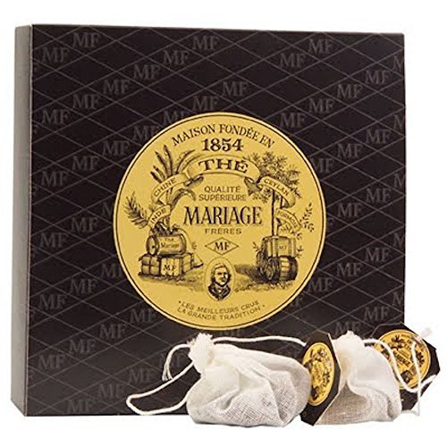 MARIAGE FRERES. Vert Provence Tea, 30 Tea Bags 75g (1 Pack) Seller Product Id MR54S - USA Stock