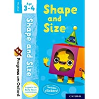 Progress with Oxford: Shape and Size Age 3-4